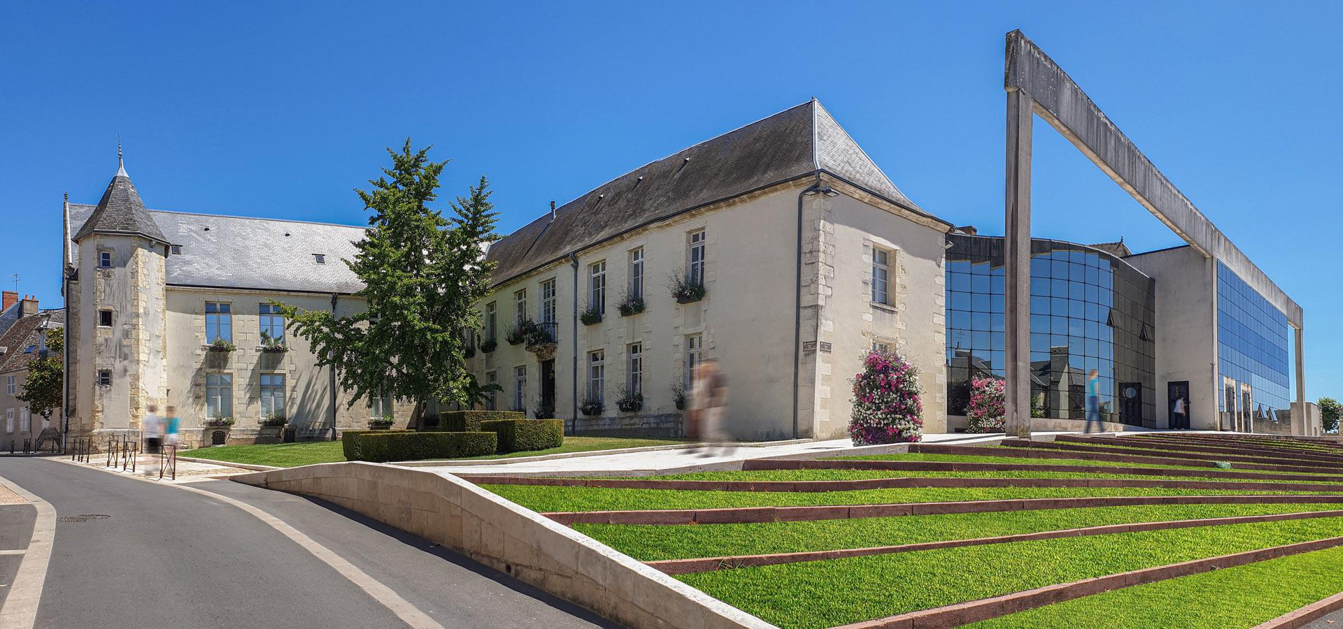 Mairie d'Issoudun