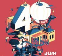 40 ANS DE CULTURE À ISSOUDUN
