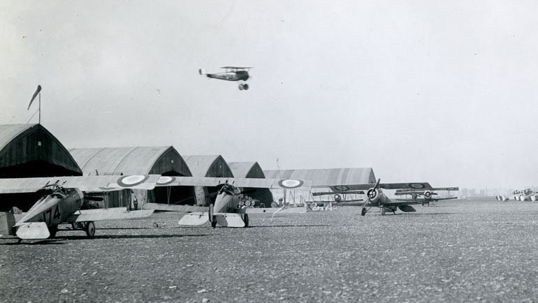 aerodorme americain 1917