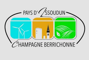 Logo Pays d'Issoudun - Champagne Berrichonne