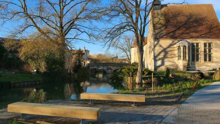 Ouverture du parc de sculptures le 8 février