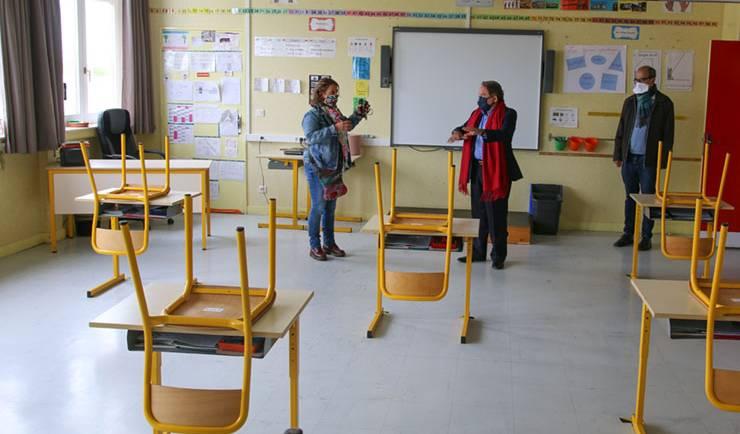 Écoles : la reprise s'annonce bien