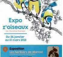 EXPOS À LA MÉDIATHÈQUE
